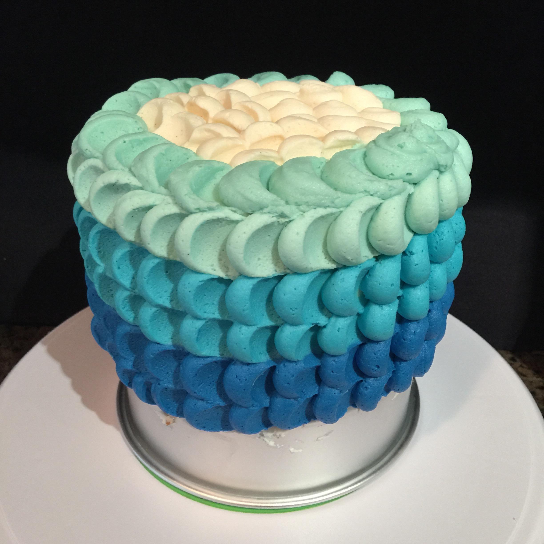 Happy Blue Sky Birthday The Sweets Life By Liza